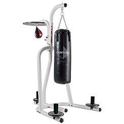 Century heavy bag stand with speed bag for Sale in Midlothian, VA