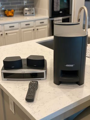 Bose 3-2-1 DVD Home Theater Entertainment System for Sale in Phoenix, AZ