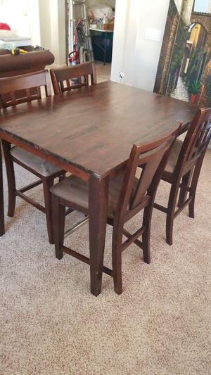 Table and 4 Chairs for Sale in Chandler, AZ