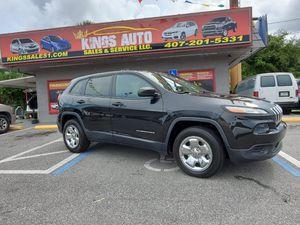 2014 Jeep Cherokee for Sale in Kissimmee, FL