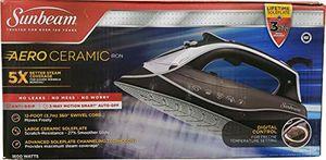 SUNBEAM AERO CERAMIC DIGITAL CONTROL IRON......BRAND NEW for Sale in BVL, FL