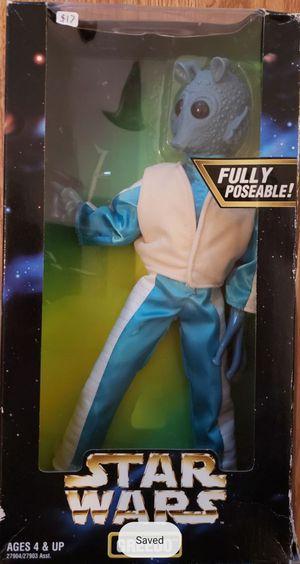 New Star Wars 12 Inch GREEDO Figure. for Sale in Longwood, FL
