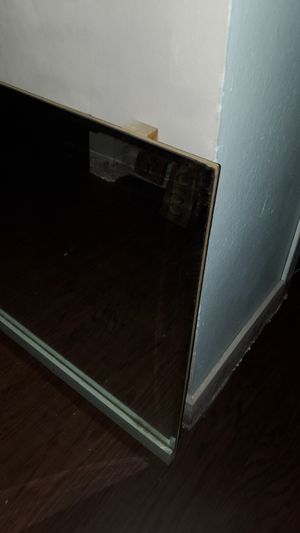Mirror with frame ready to hang for Sale in Arvada, CO
