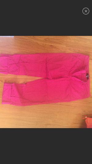 Hot Pink Capris Size 4 for Sale in Cerritos, CA