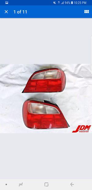 Used JDM Subaru Impreza WRX STi Version 7 2002-2003 Left & Right Tail Lights for Sale in Atlanta, GA