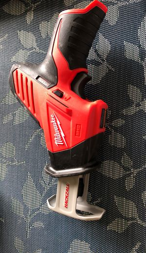 Milwaukee M12 Hackzall reciprocating saw (tool only) for Sale in Falls Church, VA