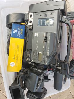 Professional Movie Camera + Photography Equip. for Sale in Buckeye,  AZ