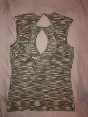 XOXO brand open front and back top for Sale in Tracy, CA