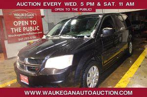 2014 Dodge Grand Caravan for Sale in Waukegan, IL