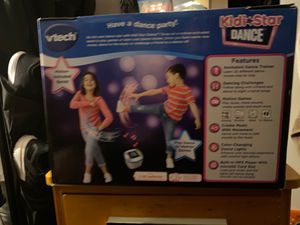 Like new V tech kidi star dance game!-20 for Sale in Auburn, WA