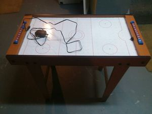 Kids air hockey table for Sale in Warren, OH