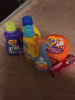 Bundle of 6 household products for Sale in Hillsboro, OR