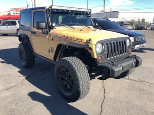 2013 Jeep Wrangler 4x4 Payments ok $500 down for Sale in Las Vegas, NV
