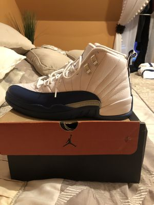 Air Jordan 12 French blues for Sale in Riverdale, MD