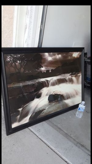 LARGE relaxing picture frame for Sale in Chino Hills, CA