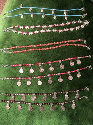 Indian authentic antique bracelets and anklets for Sale in Herndon, VA