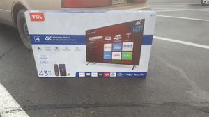 TCL roku smart tv for Sale in Madison, WI