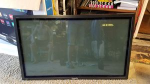 55 inch plasma flatscreen TV made by Panasonic for Sale in Yorba Linda, CA