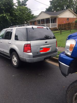 2002 for explorer for Sale in Manassas, VA