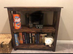 Wood book shelf (like new) for Sale in Riverside, CA