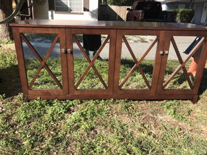 TV console! Great condition! for Sale in Auburndale, FL