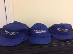 Vintage Marlboro Benson & Hedges Hats for Sale in Bloomfield Hills, MI