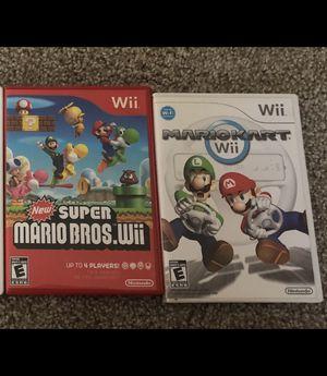Wii Games-See description for Sale in Laveen Village, AZ