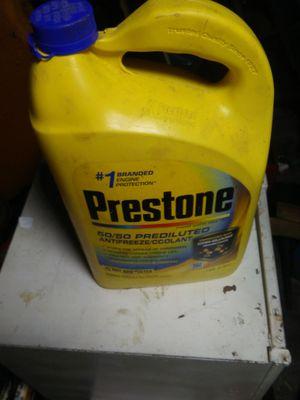 Prestone 50/50 Antifreeze for Sale in White Hall, WV
