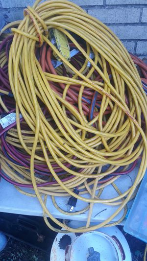 Extension cords for Sale in Channelview, TX