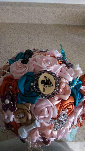 Handmade wedding bouquet for Sale in Rockville, MD