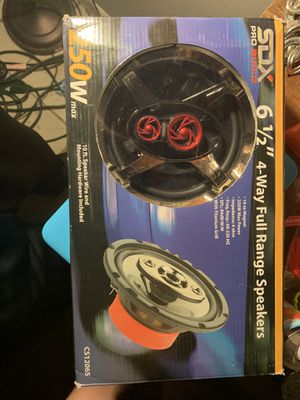 SDX Pro Audio for Sale in Marysville, WA