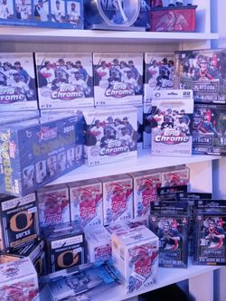 Baseball,football Cards Unopened for Sale in Portland,  OR