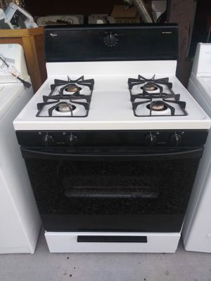 Whirlpool GAS Stove Range - 🚚 DELIVERY AVAILABLE for Sale in Las Vegas, NV
