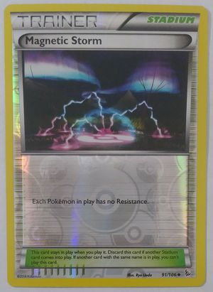 Pokemon - Magnetic Storm for Sale in Haines City, FL