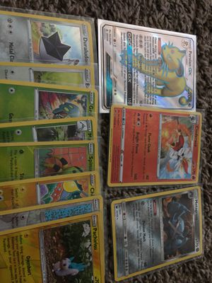 Ultra Ball Deal: Pokemon Card: GX + Holo/Reverse Holo for Sale in Fresno, CA
