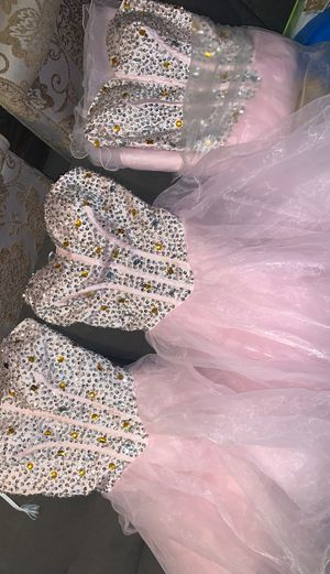 Dama dresses/ quince / prom dress for Sale in Las Vegas, NV