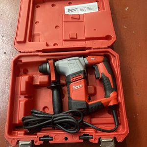"""5/8"""" SDS Rotary Hammer (Milwaukee Cord) New $160 for Sale in La Habra, CA"""