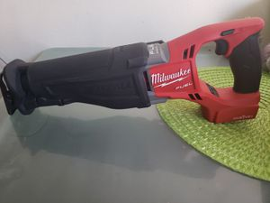Milwaukee M18 Fuel Brushless One Key Sawzall for Sale in Downey, CA