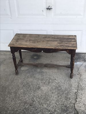 Vintage Piano Bench End Coffee Table for Sale in Kent, WA