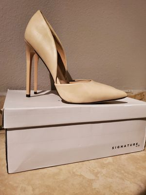 Nude heels size 9 for Sale in Kissimmee, FL