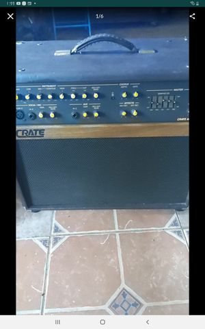 Vintage Crate 125 acoustic guitar amp for Sale in Chesapeake, VA