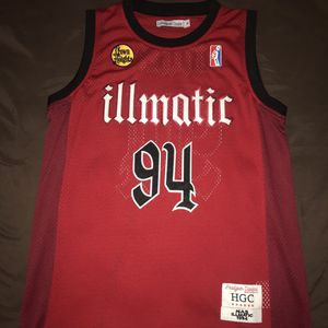 NAS ILLMATIC 94 CROWN HEIGHTS JERSEY for Sale in Columbia, MD