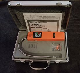 Pittsburgh Automotive Electronic Freon & Halogen Leak Detector for Sale in Pflugerville,  TX