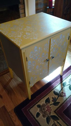 Rustic Upcycled Radio Cabinet for Sale in Springfield, TN