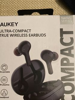 AUKEY True Wireless Bluetooth Headphones for Sale in Brooklyn,  NY