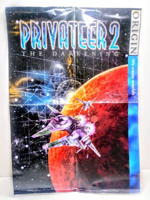Vintage RPG Privateer 2 Poster for Sale in Garland, TX