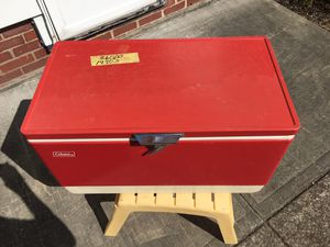 Coleman Cooler for Sale in Parma, OH