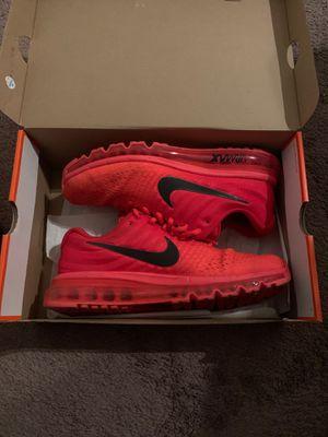 Nike Air Max size 10.5 (Bright Crimson) for Sale in Los Angeles, CA