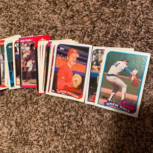 Topps Baseball Cards 1989 for Sale in Enumclaw, WA