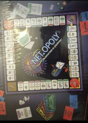 Net.Oply Game (New) for Sale in Cary, NC